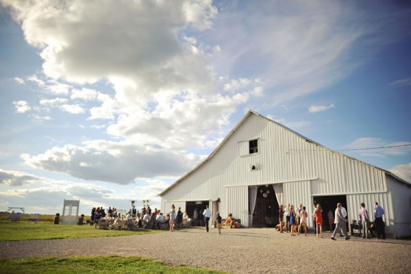 barn blue sky megs country celebrations