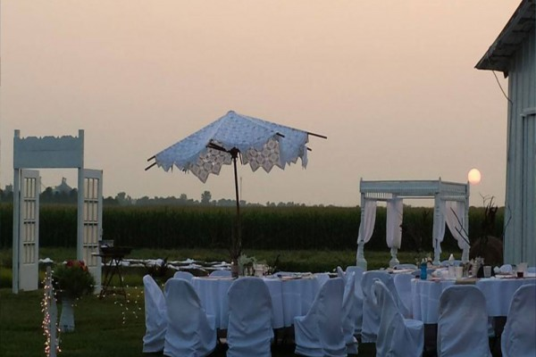 sunset reception megs country celebrations