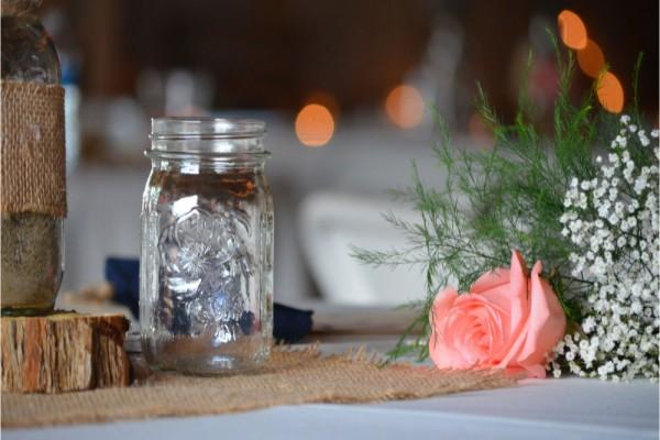 jar flower megs country celebrations