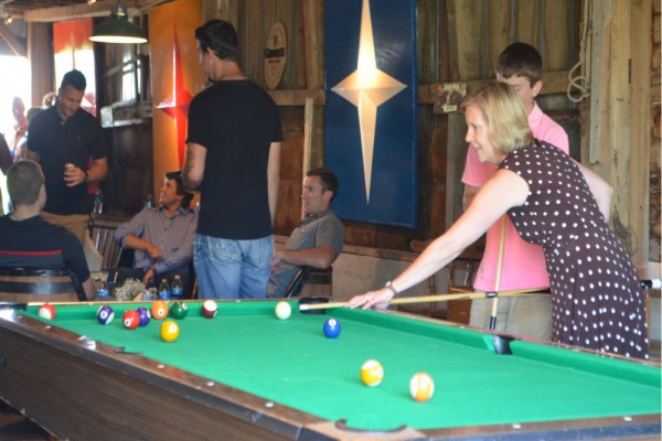 pool megs country celebrations